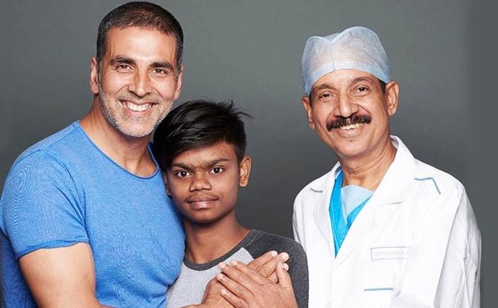 Helping a cause makes me happy: Akshay Kumar