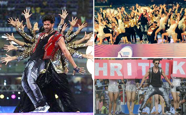 Hrithik Roshan's electrifying performance at the opening ceremony of IPL gains highest TRP!
