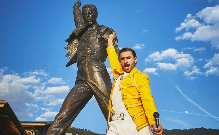 'I had an extra bit of fascination for Freddie' Says Ranveer Singh who recently paid tribute to the musician in Switzerland