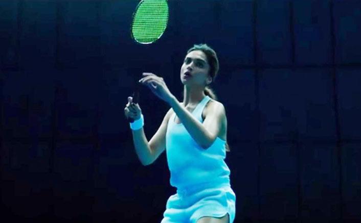 Deepika Padukone - Badminton