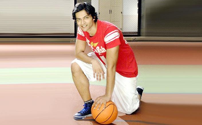 Ali Fazal - Basketball