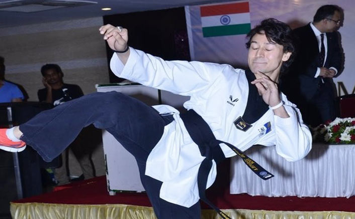 Tiger Shroff - Taekwondo