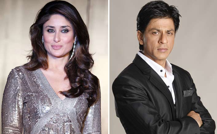 Kareena Kapoor Khan and Shah Rukh Khan to team up for Salute?