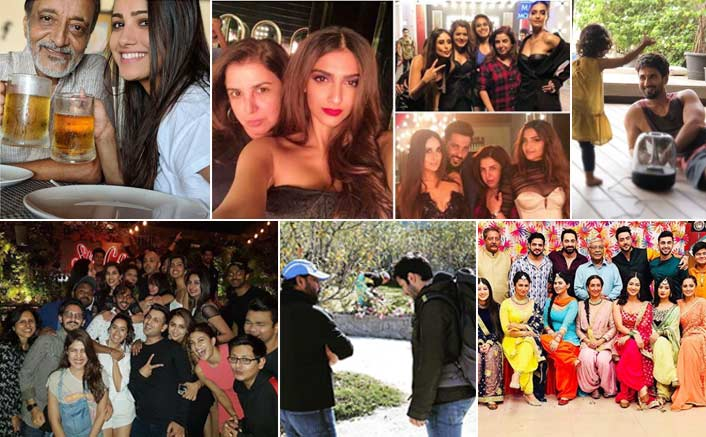 Koimoi's Daily Dose With Chai: Kareene Kapoor Khan With Her Veeres, Anita Hassanandani's Family Time With Father-In-Law & Much More!