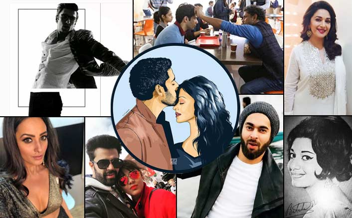 Koimoi's Daily Dose With Chai: Abhishek-Aishwarya's Wedding Anniversary Picture, Fly Like Ranveer Singh & Much More!