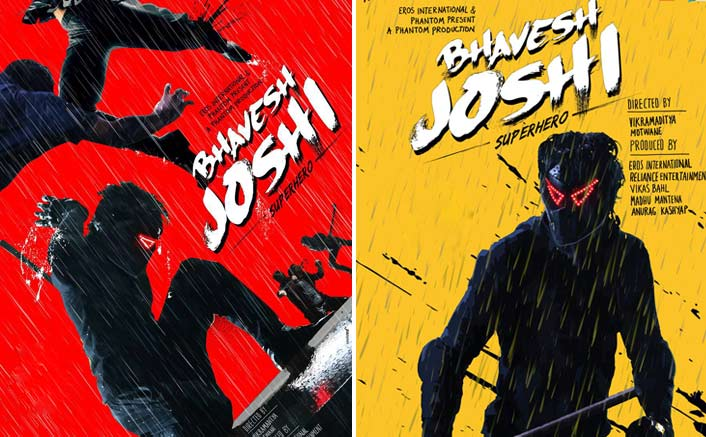 Arjun Kapoor - Harshvardhan Kapoor starrer Chavanprash from Bhavesh Joshi Superhero to be unveiled on Monday!