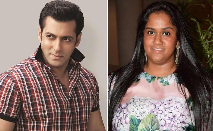 May jealousy, negativity fade away, says Salman Khan's sister
