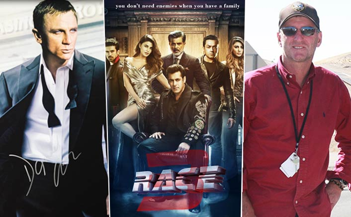 "Race 3 Action Coordinator Tom Struthers: ""I Would Take The Same Team If I Was Doing Next Bond Movie"""