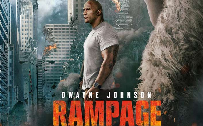 Rampage Indian Box-Office: Dwayne Johnson's Film Takes a Fair Start
