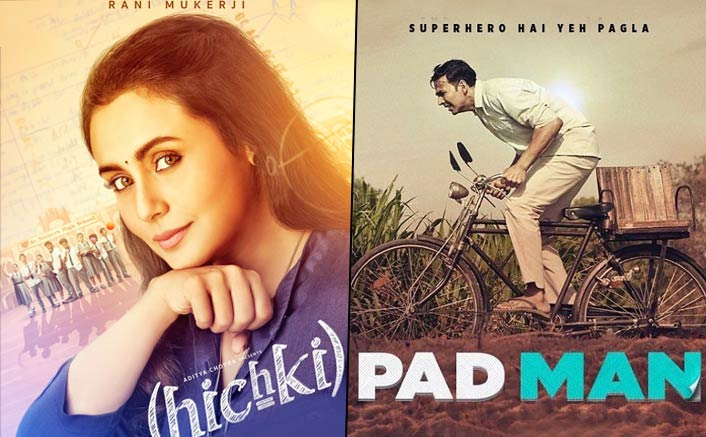Rani Mukerji's Hichki Overtakes Akshay Kumar's PadMan
