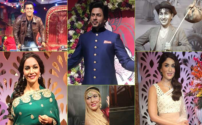 Read On To Know Who All Have Been Waxed At The Madame Tussauds Before Shah Rukh Khan!
