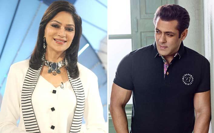 Salman Khan IS NOT The Real Culprit In Blackbuck Poaching Case Tweets Simi Garewal