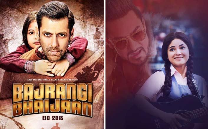 Salman Khan's Bajrangi Bhaijaan Overtakes Aamir Khan's Secret Superstar