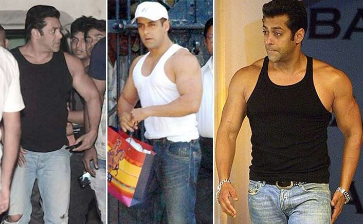 Salman Khan's GANJI style