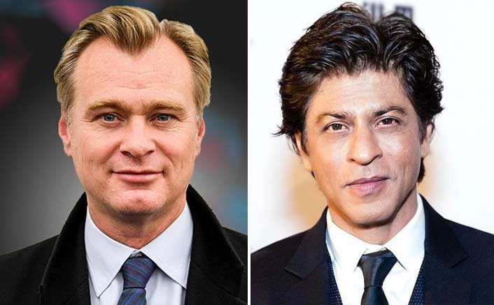 SRK's fanboy moment with Nolan