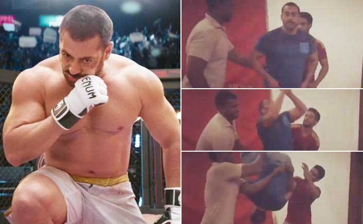 Sultan: This Throwback VIDEO Of Salman Khan Will Make You Hit The Gym Today!