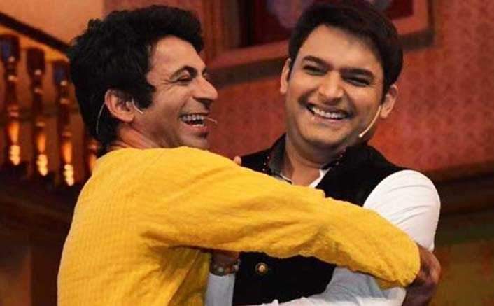 Sunil Grover wishes 'brother' Kapil Sharma on birthday