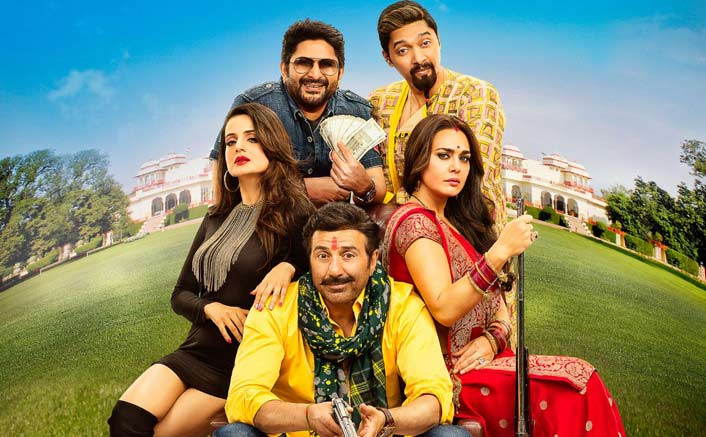 Sunny Deol Is Back With A Rib Ticking Comedy - Bhayyaji Superhitt