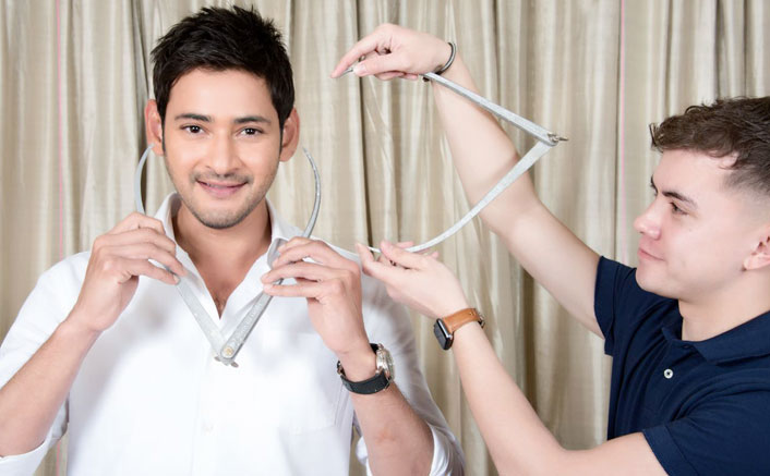 Superstar Mahesh Babu to have a wax statue at prestigious Madame Tussauds