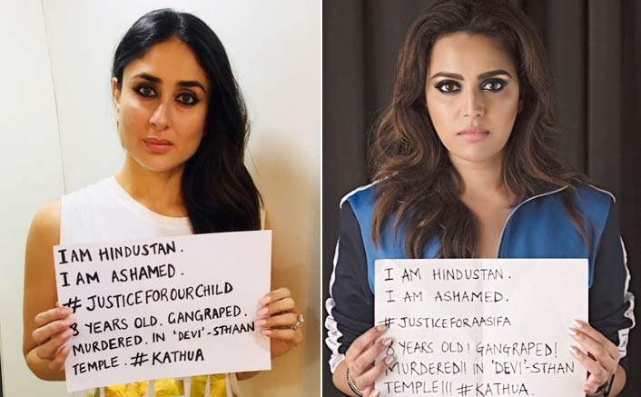 Swara defends Kareena from troll