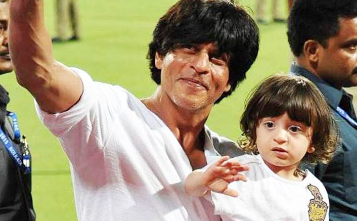Want AbRam to play hockey for India: Shah Rukh Khan
