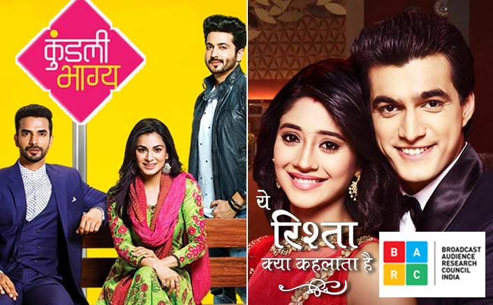 Yeh Rishta Kya Kehlata Hai Enters The List, Kundali Bhagya Maintains The Top Position In BARC's 13th Week Report