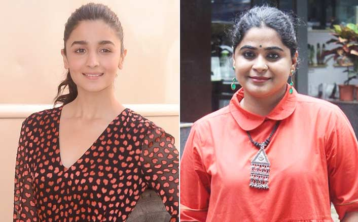 Alia Bhatt to be the leading lady in Ashwini Iyer's next