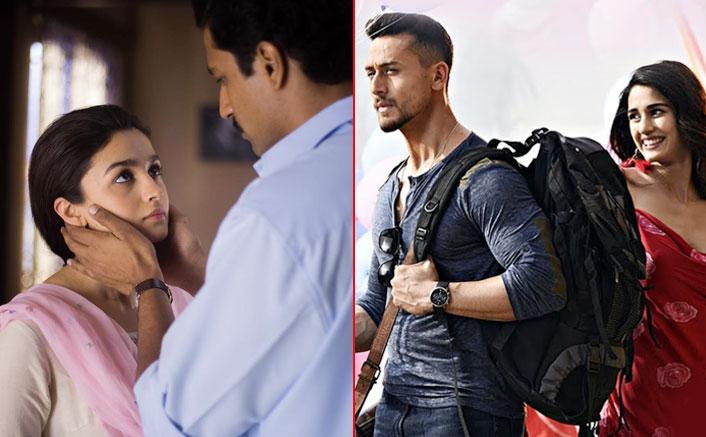 Alia Bhatt's Raazi Beats Tiger Shroff's Baaghi 2