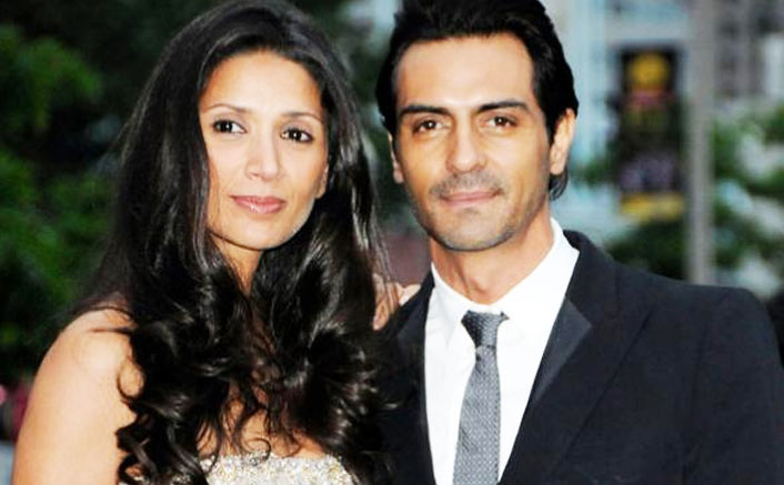 Arjun Rampal & Mehr Jessia Release A Joint Statement Clarifying About Seperation!