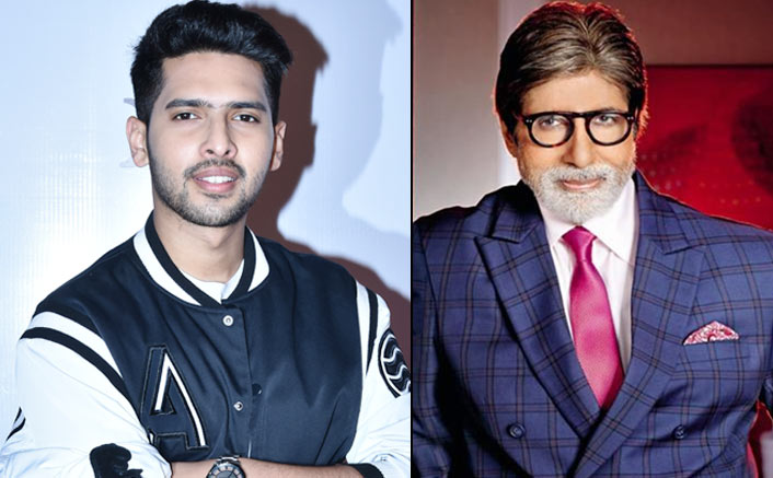 Armaan feels 'blessed' to sing for Big B-starrer