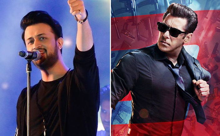Atif is back with yet another passionate track from Race 3