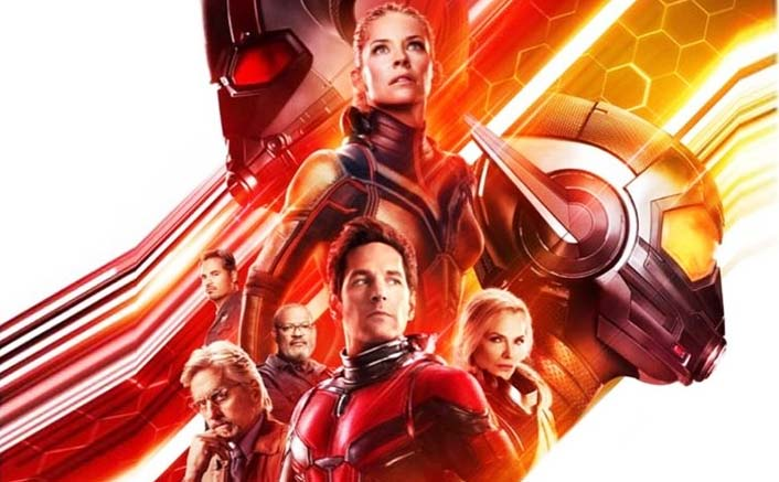 After Avengers, here's brand new poster of Marvel Studios next: Ant-man And The Wasp!