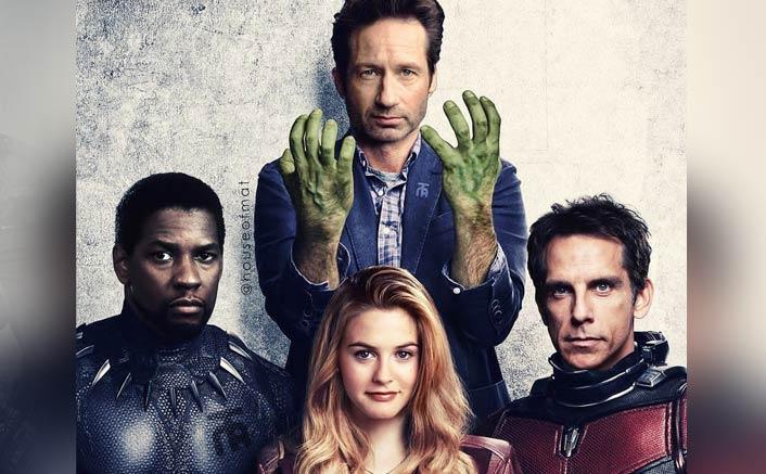 Avengers: Infinity War 90s Version