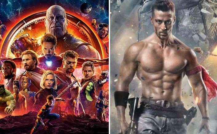 Avengers: Infinity War Beats Baaghi 2 To Become The 2nd Highest Grossing Film Of 2018