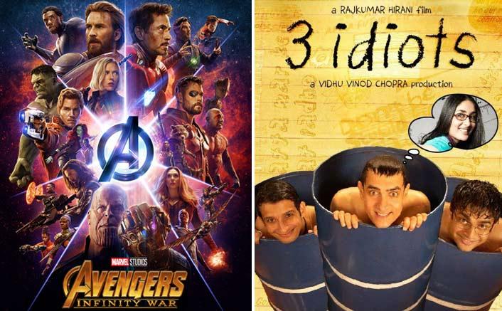 Avengers: Infinity War Box Office: Beats Aamir Khan's 3 Idiots In Two Weeks!