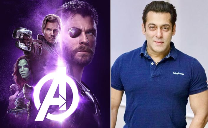 Avengers: Infinity War Box Office: Superheroes Beat Salman Khan In This Interesting Battle!