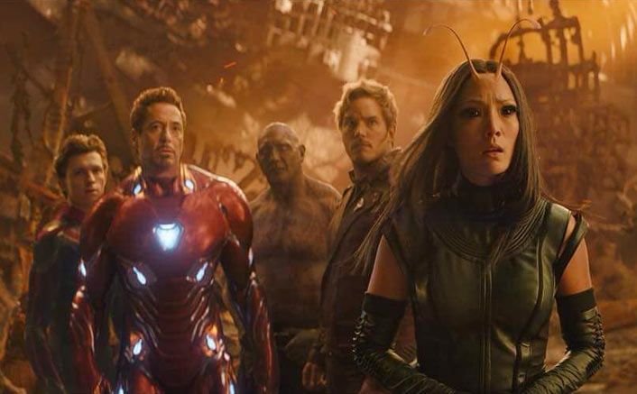 Box Office - Avengers - Infinity War is a one horse race