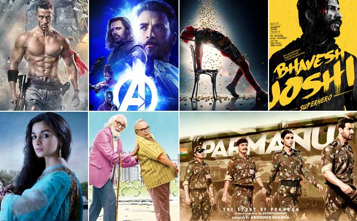Baaghi 2, Avengers - Infinity War, 102 Not Out, Raazi - Bollywood set to defy IPL with Deadpool 2, Bhavesh Joshi, Parmanu - The Story of Pokhran
