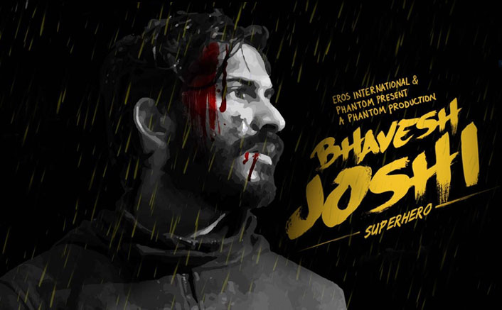 Bhavesh Joshi Superhero to release on June 1st, 2018