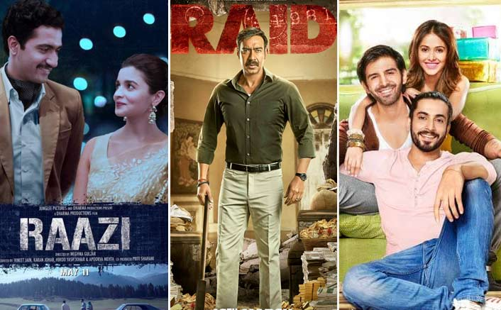 Box Office - Raazi is another mid-budget film set to enter 100 Crore Club after Raid and Sonu Ke Titu Ki Sweety