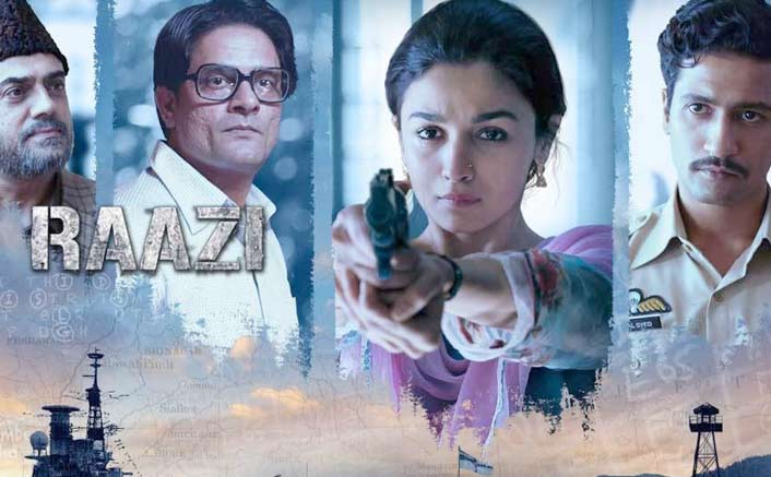 Box Office - Raazi to take a decent start