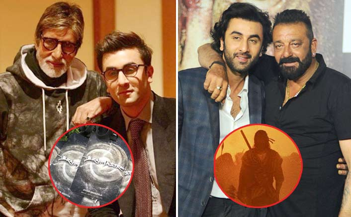 Brahmastra OR Shamshera: Ranbir Kapoor With Sanjay Dutt Or Amitabh Bachchan; A Pair You Can't Wait For!