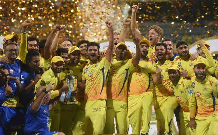 Celebs congratulate champions Chennai Super Kings for IPL victory