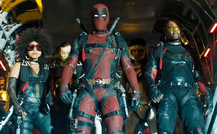 Deadpool 2 Box Office