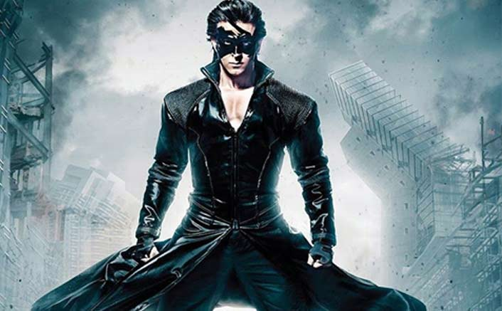 As Hrithik Roshan gears up for Krrish 4, shares he was terrified of shooting for Krrish 3!