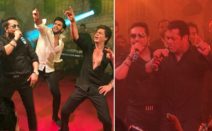 Difficult to make SRK, Salman dance together: Mika