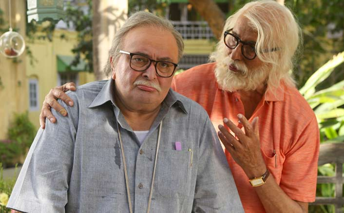 My Father Reviews Amitabh Bachchan & Rishi Kapoor's 102 Not Out!
