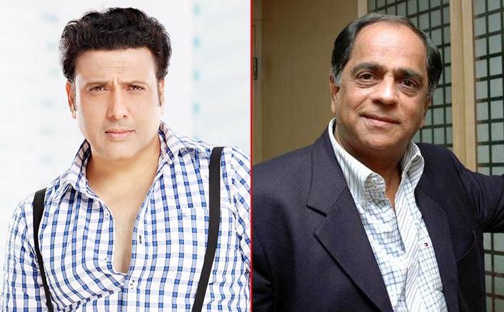 I feel happy doing Govinda's comeback film: Pahlaj Nihalani