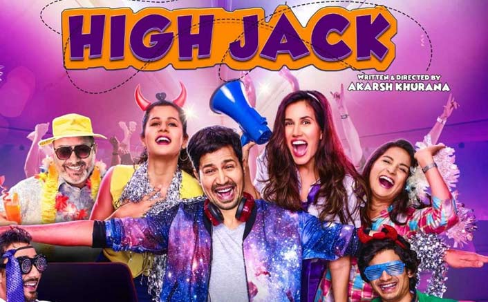 High Jack Movie Review: Will Turn Your Good Trip Into A Bad One!