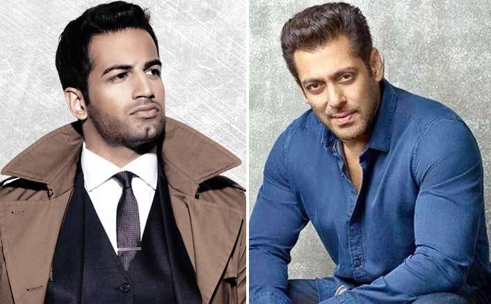 I'm a Salman Khan fan: Upen Patel